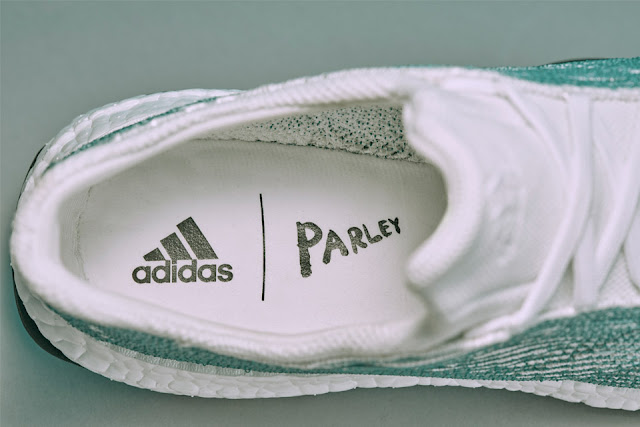adidas X Parley Ultraboost Contest concurso