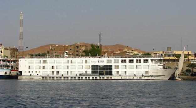 M/S Al Kahila Cruceros por el nilo