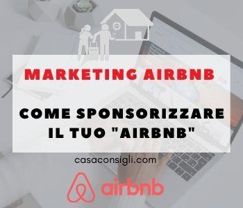 pubblicità su airbnb