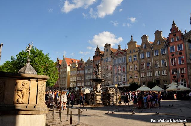 Gdańsk w jeden dzień: Miasto w drodze powrotnej.