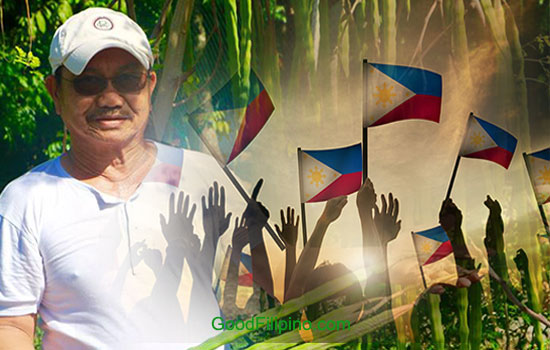 Manny Piñol 'Open letter' to the Filipino people: 'I'M HUMAN LIKE YOU'