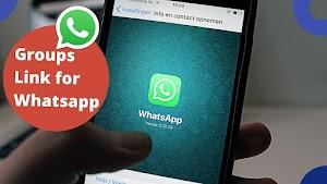 [ BEST ] Links to Whatsapp Groups