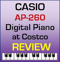 Casio AP-260 Review
