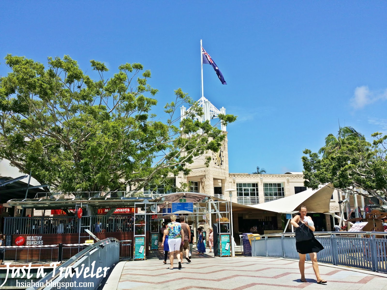 陽光海岸-海灘-一日遊-遊記-Sunshine-Plaza-陽光海岸景點-推薦-住宿-Sunshine-Coast