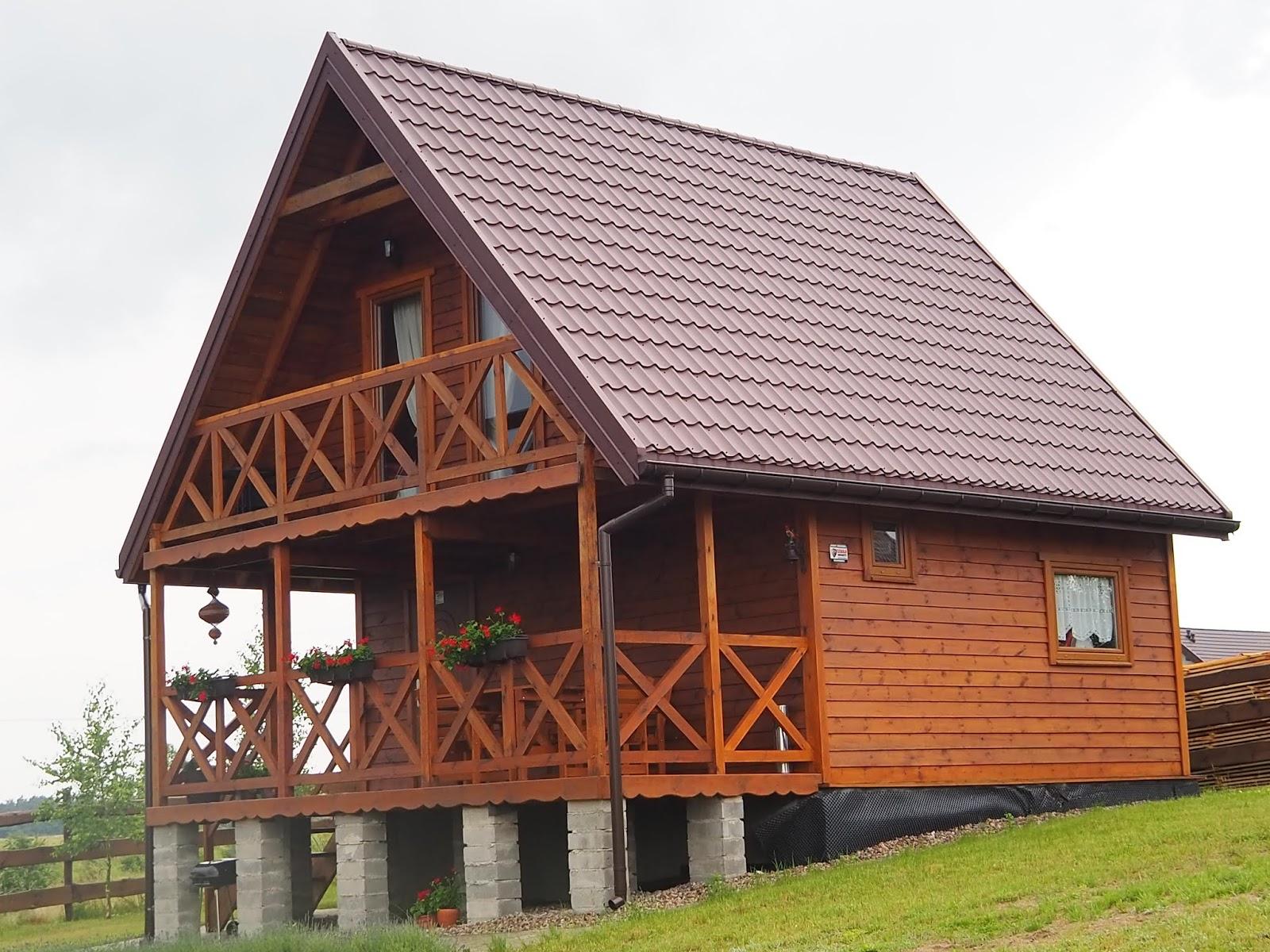 Domki Cichosza - rodzinne miejsce wypoczynku