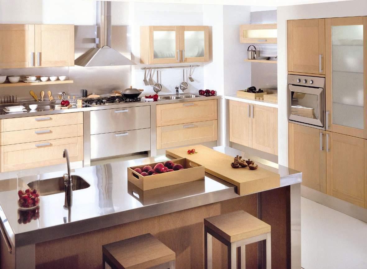 Cocinas con material reciclado - Cocinas Zaragoza · ANOTHER HOME ...