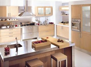 Cocinas con material reciclado