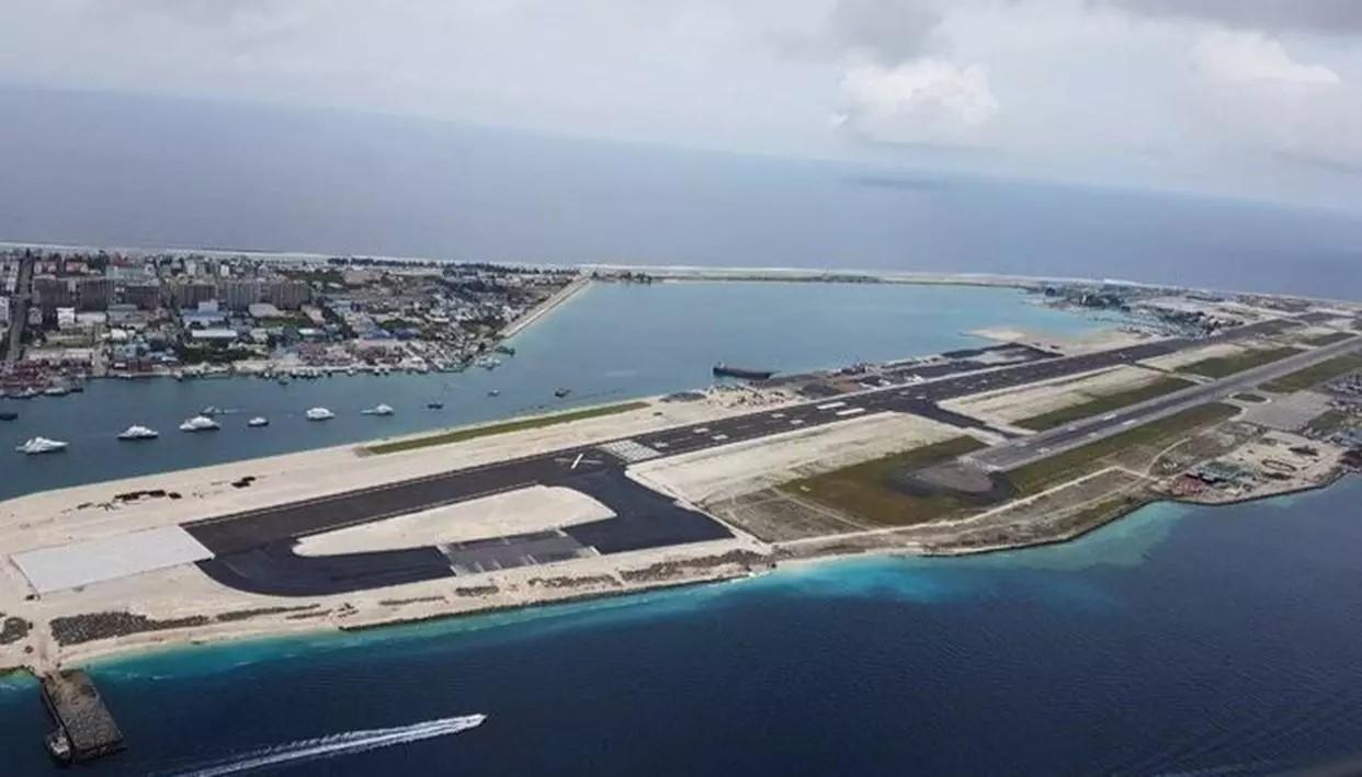 몰디브 말레공항