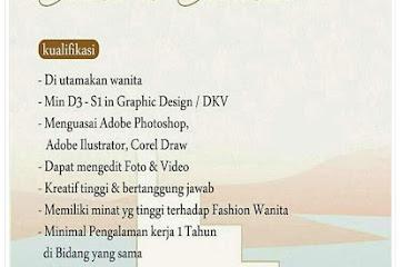 Lowongan Kerja Bandung Content Creator Senja