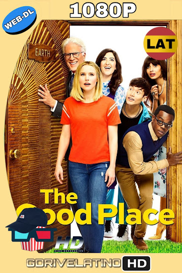 The Good Place (2018) Temporada 03 NF WEB-DL 1080p Latino-Ingles MKV