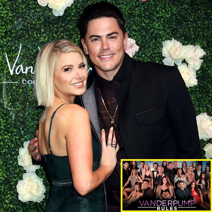 Tom Sandoval And Ariana Madix Reveal Why 'Vanderpump Rules' Is Still On Hold!