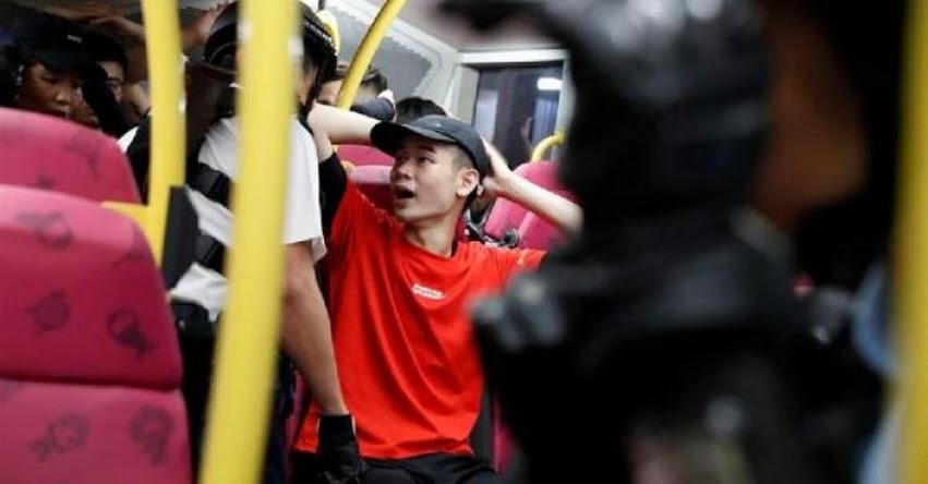 CORONAVIRUS: Escuelas de Hong Kong cerrarán hasta el 2021 ante cuarta oleada de COVID-19