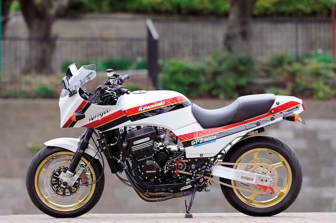Kawasaki GPZ-R 900 et 750, 1000 RX, ZX 10 TOMCAT - Page 9 Kawasaki%2BGPZ%2B900R%2Bby%2BSanctuary%2BYokohama%2BYamato%2B02