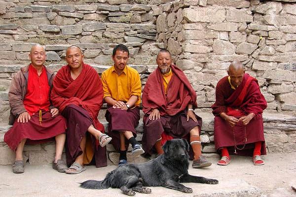 Orang Tibet, Ladakh