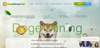 Free Mining Dogecoin