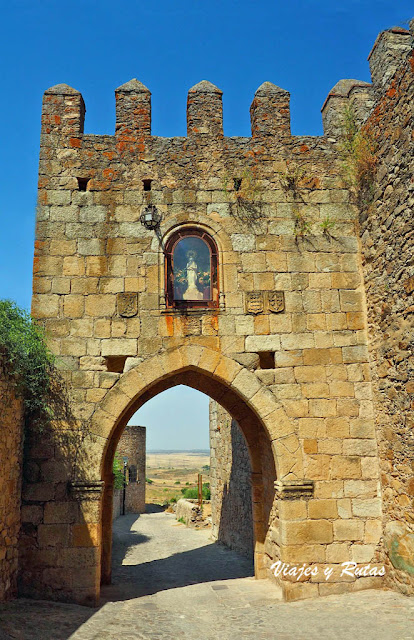 Puerta de Triunfo, Trujillo