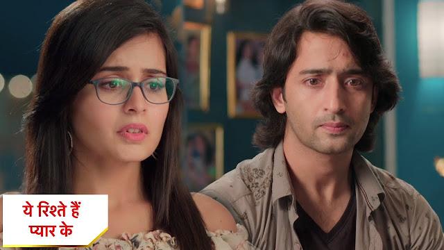 Big Shocker! Abeer calls Meenakshi bad mother digs up Mehul-Meenakshi's past