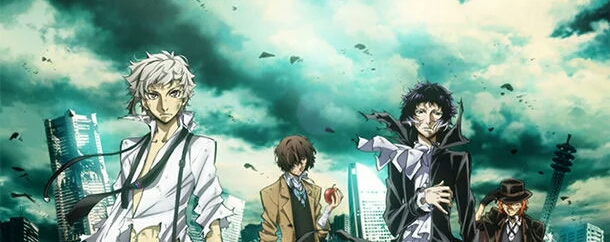 Bungo Stray Dogs Anime Film Gets Title, Teaser Trailer And Release Date.