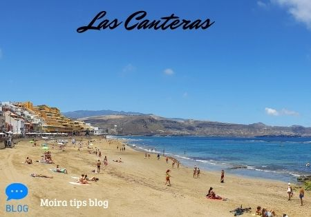 is the south of gran canaria warmer?