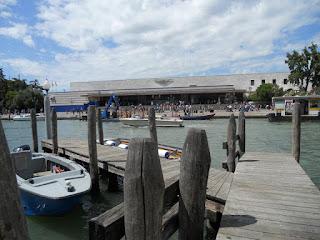 Stazione di Venezia Santa Lucia, Venezia