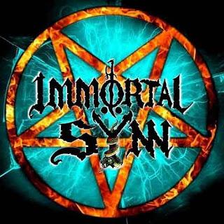 Το λογότυπο των Immortal Sÿnn