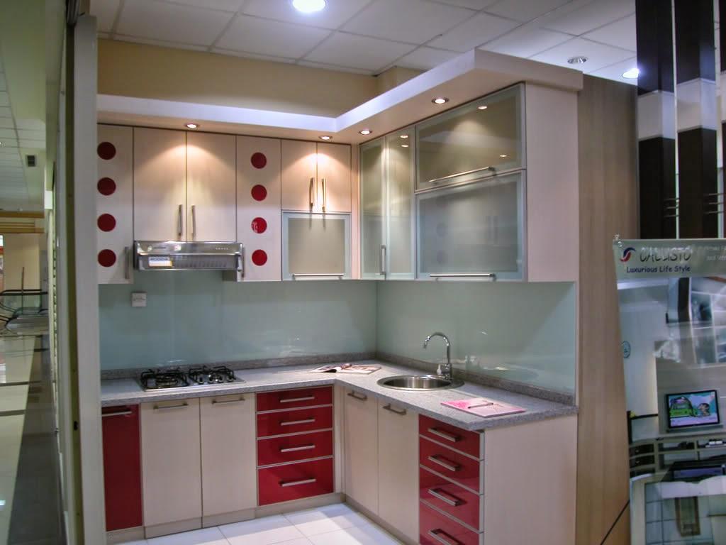 Jasa Jual Jual Kitchen Set Murah Minimalis KS L07 Surabaya