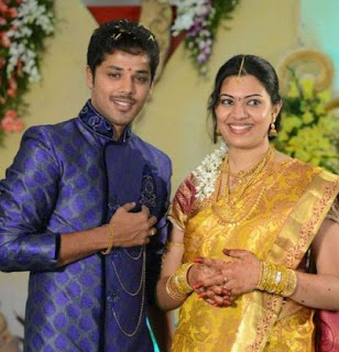 Nandu Actor Family Wife Parents children's Marriage Photos