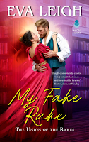 Book Review: My Fake Rake (Union of Rakes #1) by Eva Leigh