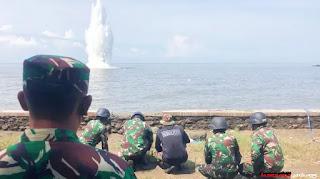Letkol Laut P Ferry Kurniawan, Prajurit Satran Koarmada II Harus Kuasai Demolisi Bawah Air