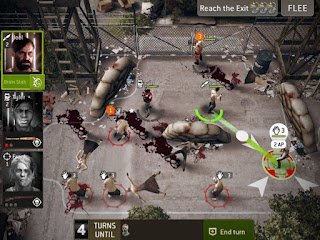 Free Download The Walking Dead : No Man's Land apk