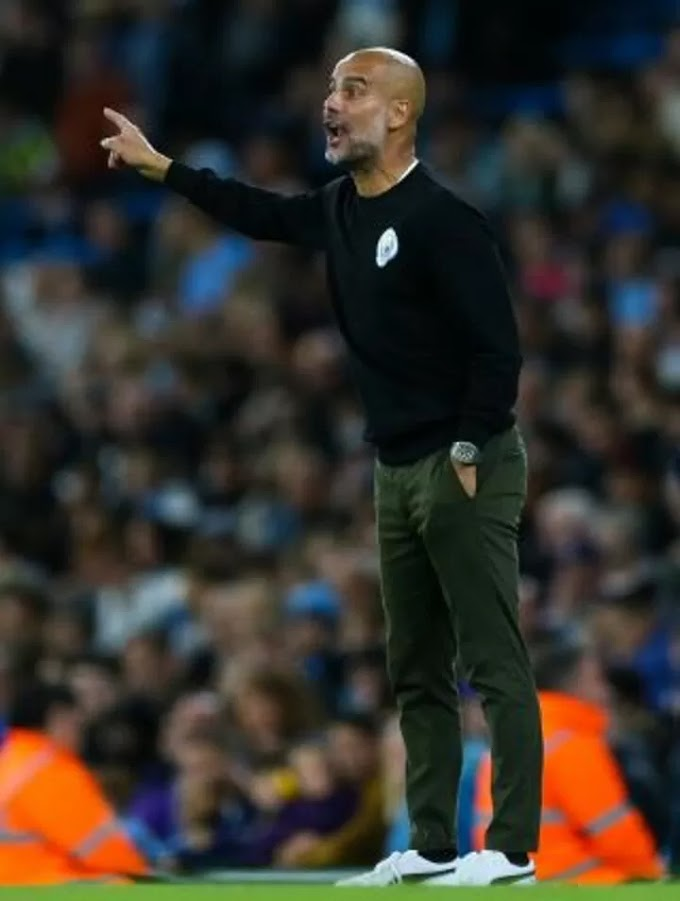 Pep Guardiola: I don't know how to stop Paris St Germain