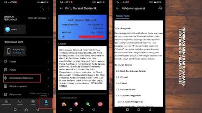 Cara Cek Masa Garansi Ponsel Huawei P30 Lite Terbaru