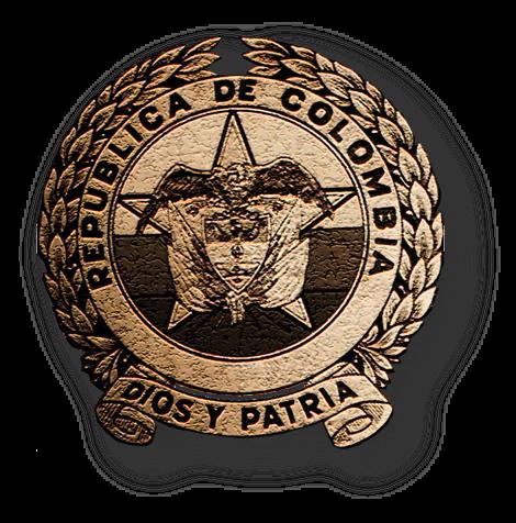 Momentos De Historia De La Policia Nacional De Colombia Origen Del Escudo De Colombia Y El De La Policia Nacional