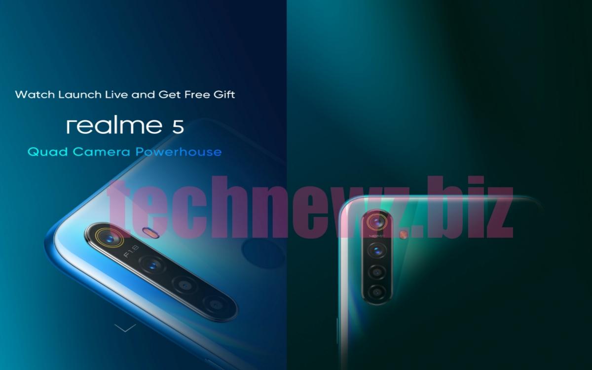Realme 5 Pro specification