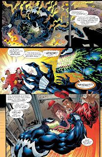 100% Marvel HC. Veneno: Matanza desencadenado / Redención