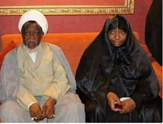 Buhari's aide, Lauretta Onochie describes El-Zakzaky as leader of a terrorist group