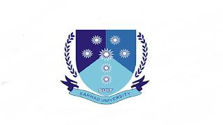 www.suit.edu.pk - registrar@suit.edu.pk - SUIT Jobs 2021 - Sarhad University of Science & Information Technology Jobs 2021