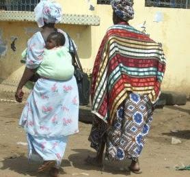 Two senegalese women - Stock Photo Credit: melga