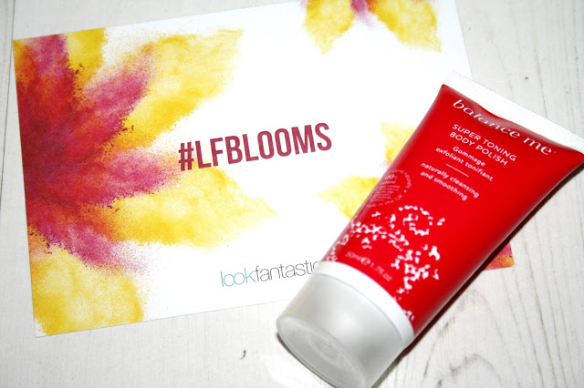 Look Fantastic Beauty Box April 2016 #LFBlooms