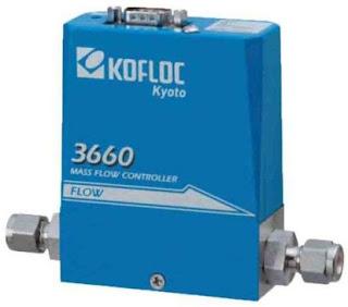 Kofloc 3660 Series Mass Flow Controller