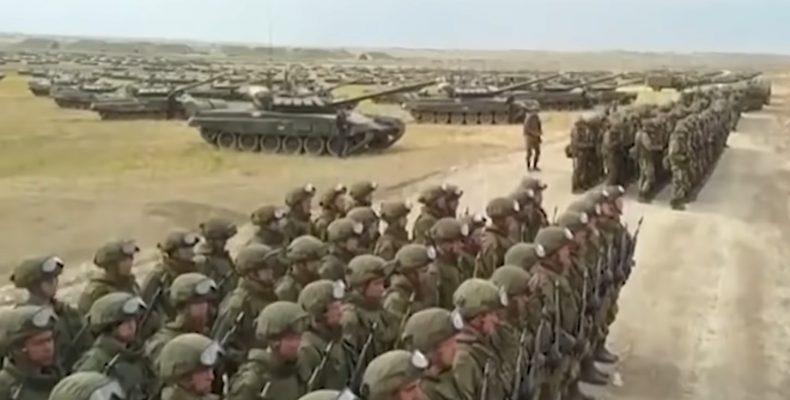 Η ρωσική στρατιωτική συγκέντρωση στην Ουκρανία θα φέρει γενικό πόλεμο;