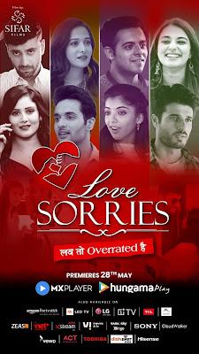 Love Sorries (2021) Hindi 720p HDRip ESub x265 HEVC 500Mb