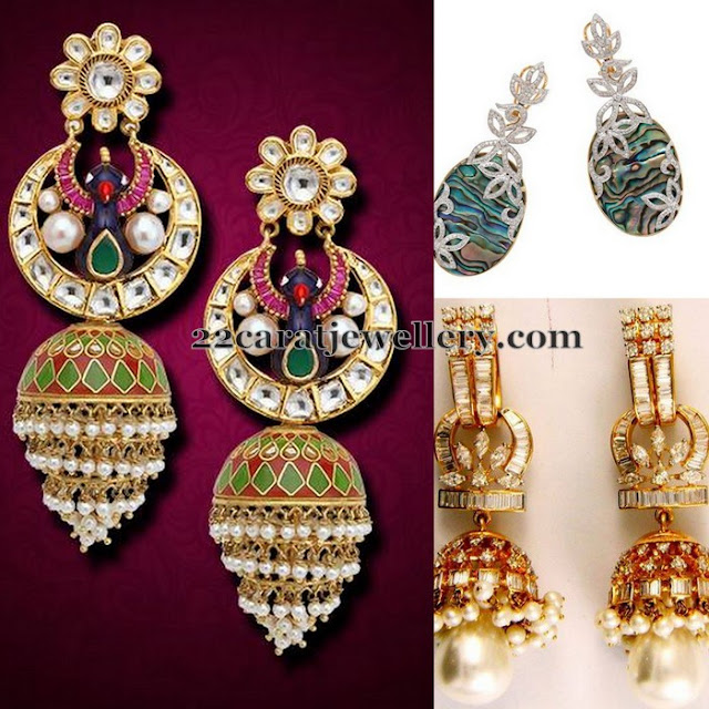 Jhumkas by Anitha Dongre