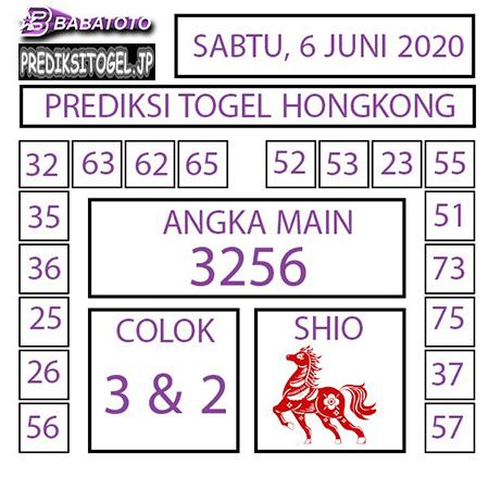 Prediksi HK Malam Ini 06 Juni 2020 - Babatoto