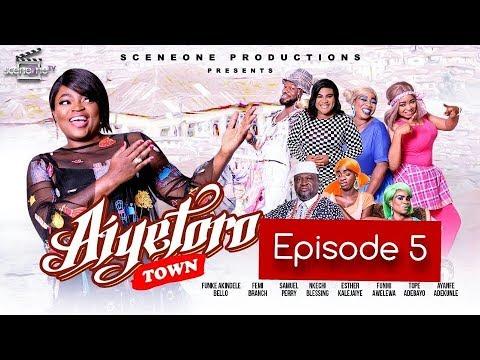 Movie 🎥: Aiyetoro Town Episode 5 PAYBACK
