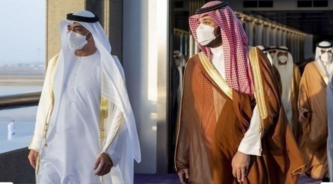 زيارة محمد بن زايد إلى السعودية Saudi تؤكد العلاقات المتينة بين البلدين