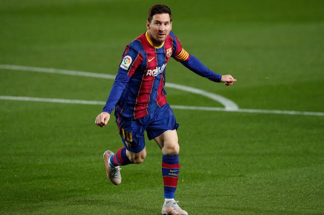 تقييم «آس آرابيا» للاعبي برشلونة   وميسي يُسجل في ليلة سقوط البلوجرانا أمام غرناطة