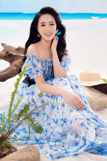 Ảnh người đẹp Việt Nam mặc bikini: Người đẹp Nguyễn Hoàng Bảo Châu mặc bikini 6