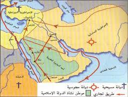 نشأة الدولة الإسلامية