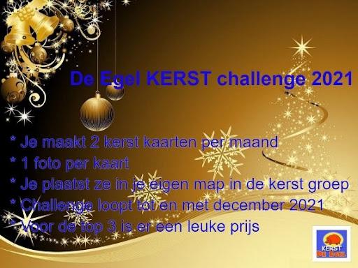 De Egel Kerst challenge 2021